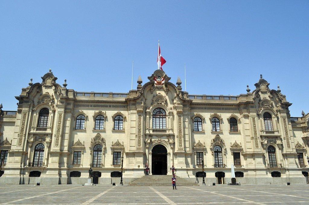 Palacio de Gobierno del Perú 1