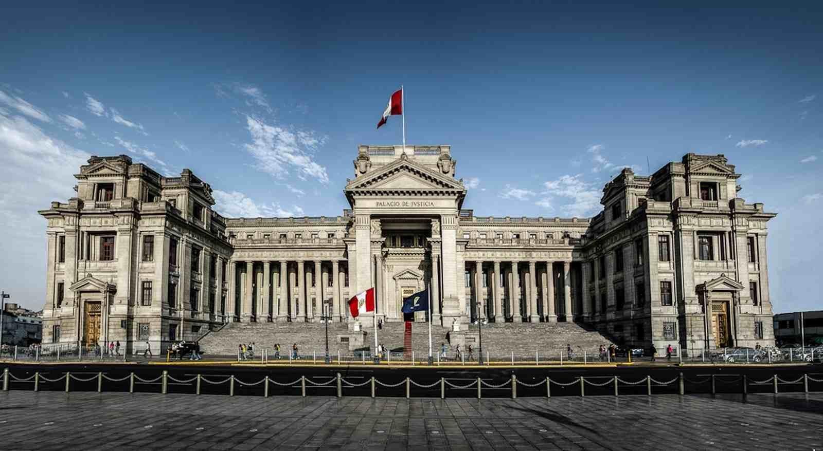 Poder Judicial del Perú 1
